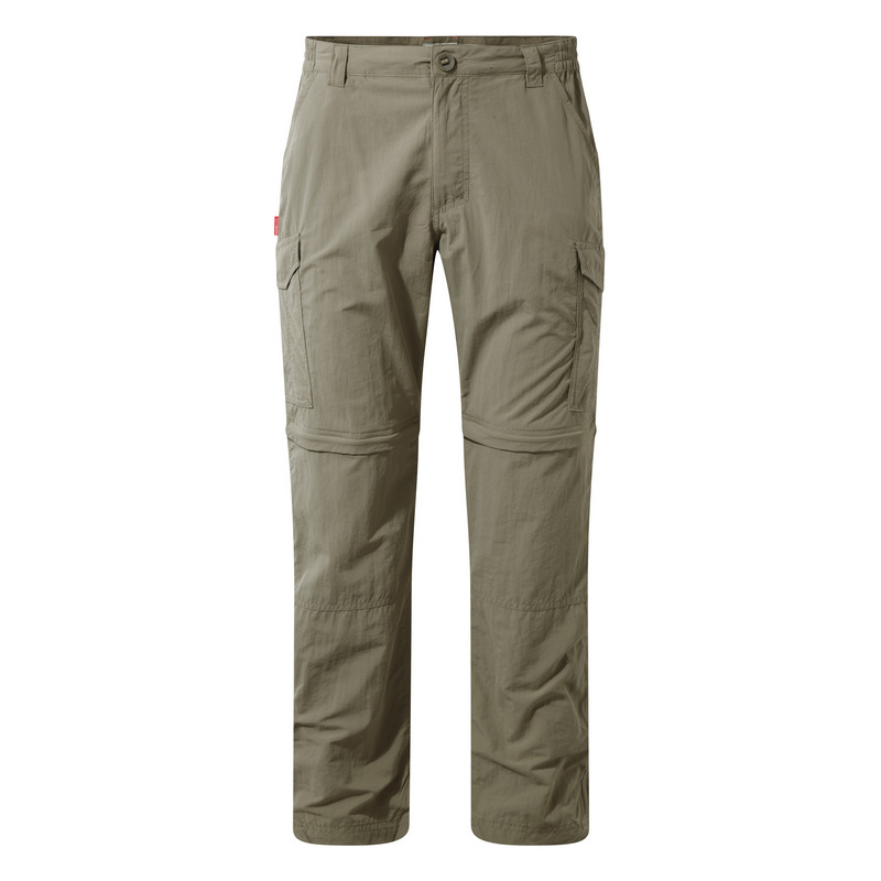 CMJ368R NOSILIFE CONVERTIBLE TROUSERS