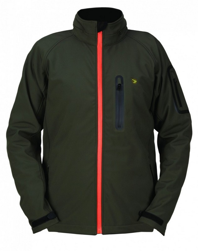SAPORO SOFTSHELL JACKET