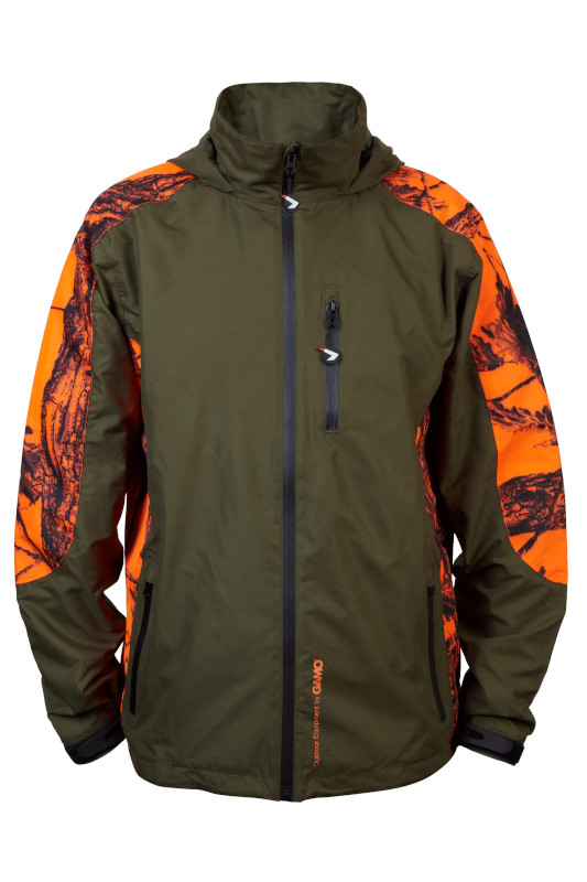 RAINFOREST CAMO JACKET