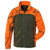 8761 FLEECE JACKET OVIKEN PINEWOOD