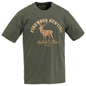 9457 T-SHIRT DEER PINEWOOD