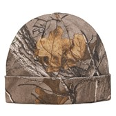 8117 KNITTED HAT PINEWOOD CAMO