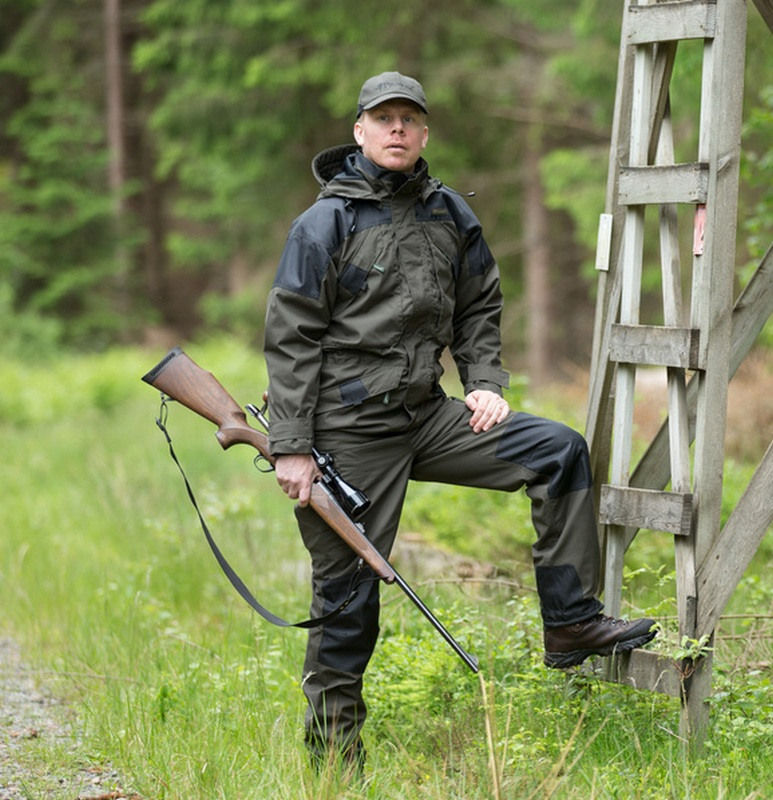 9185 LAPPLAND TROUSERS PINEWOOD