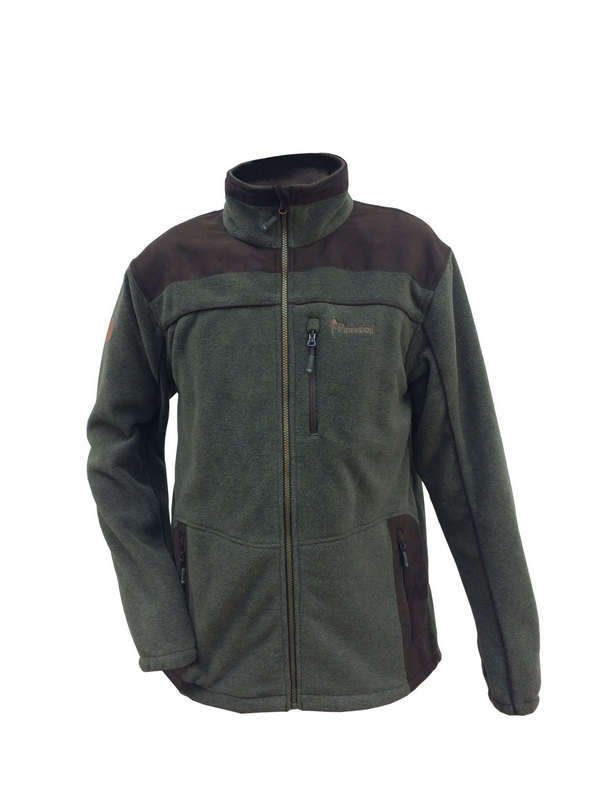 5067 PRESTWICK EXCLUSIVE FLEECE JACKET PINEWOOD