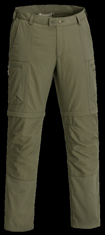 5027 NAMIBIA ZIP-OFF TROUSER PINEWOOD