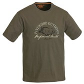 5422 WILD BOAR T-SHIRT PINEWOOD