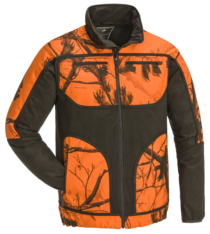 5168 MICHIGAN LIGHT CAMOU JACKET PINEWOOD