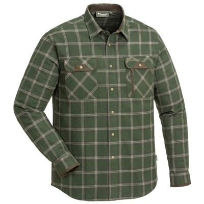 9428 PRESTWICK EXCLUSIVE SHIRT PINEWOOD