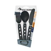 ALPHASET CUTLERY SET 3PC