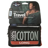PREMIUM COTTON TRAVEL LINER - LONG (RECTANGULAR)